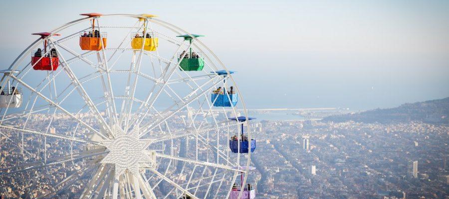 Parque de Atracciones Tibidabo, ¡diversión en Barcelona!