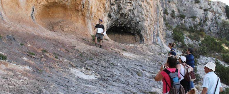 Planes con niños, rutas rupestres en Alicante
