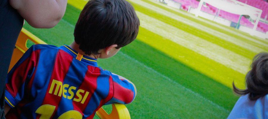Camp Nou Experience, ¡corazón blaugrana!