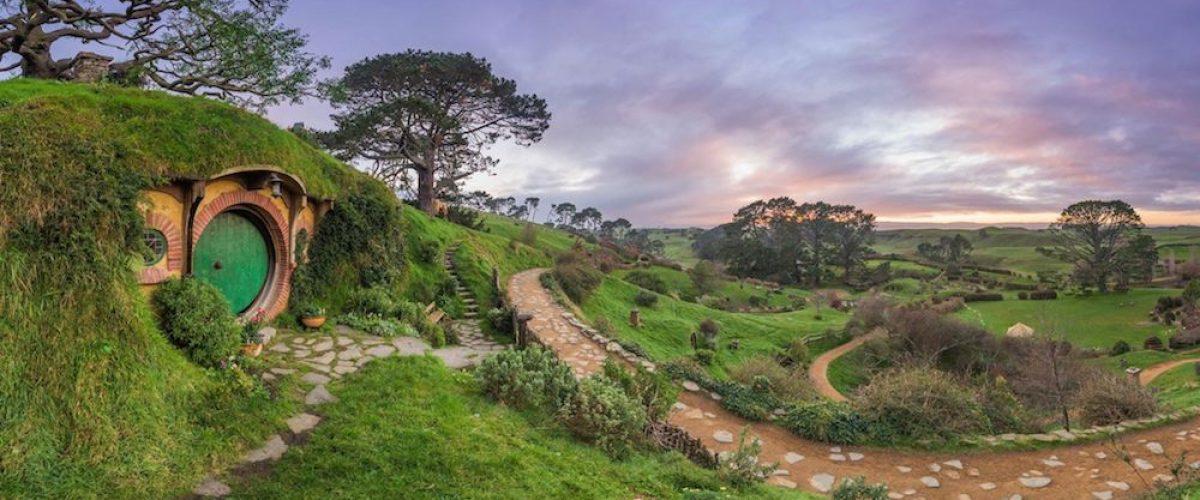 Lugares con encanto hobbiton en nueva zelanda pequeviajes - Lugares con encanto ...