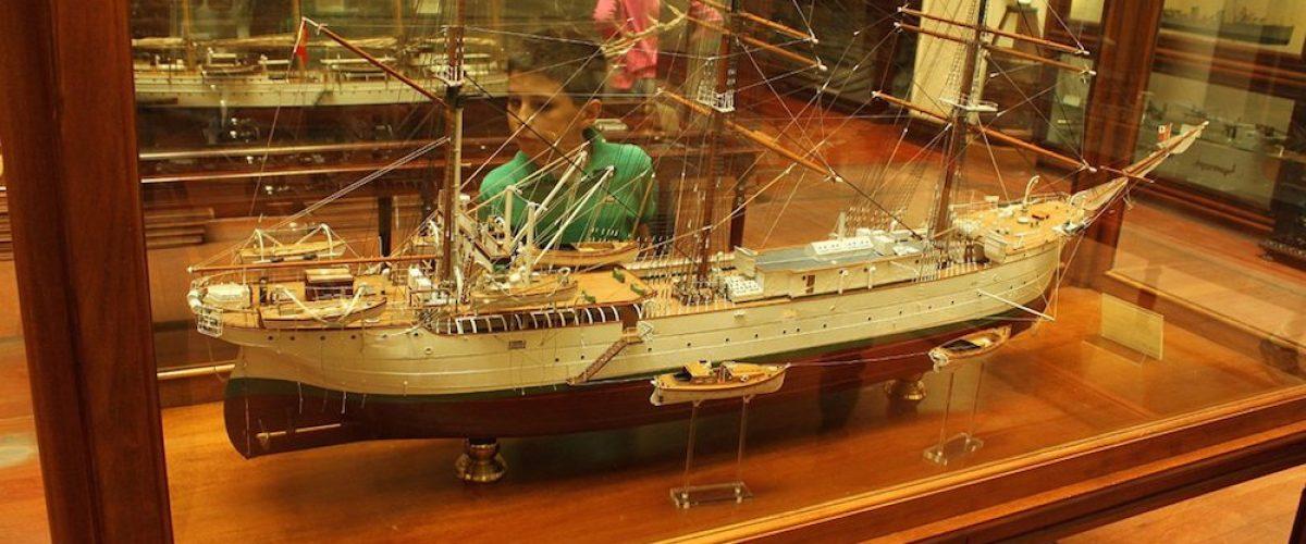 Museo Naval, un plan diferente en Madrid