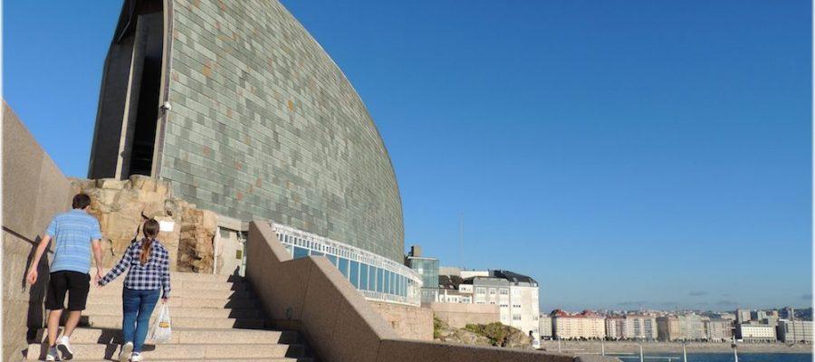 Qué ver en La Coruña con niños: Museo Domus