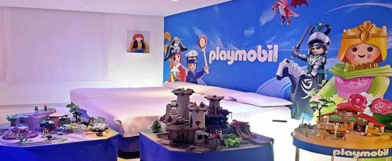 Hotel del Juguete, un hotel para niños hecho realidad