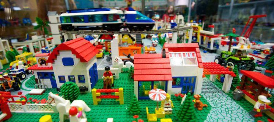 Qué ver en Praga, Museo de Lego
