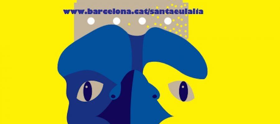 Barcelona con niños, Fiestas de Santa Eulalia