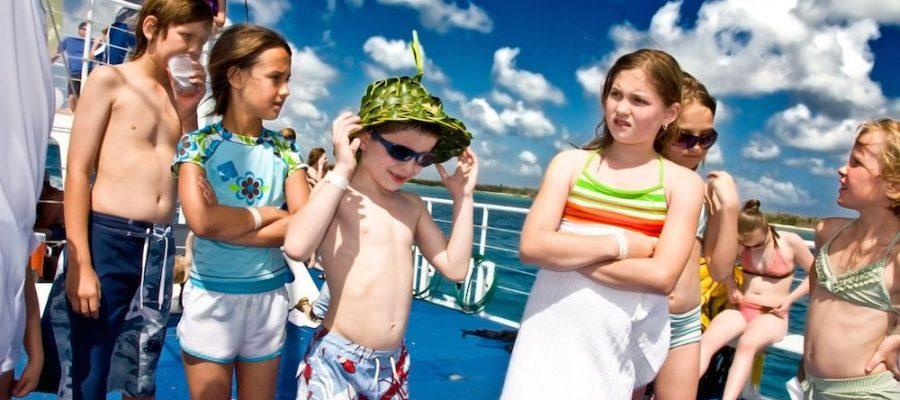 Consejos para disfrutar en los cruceros con niños