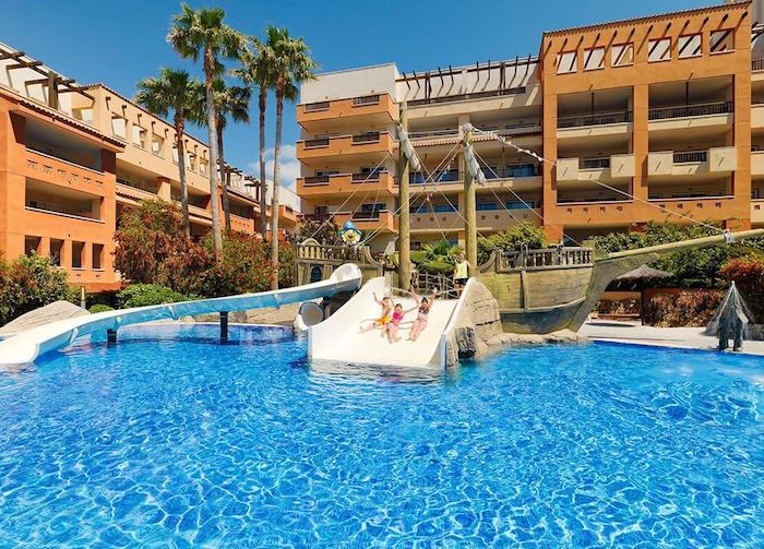 Hoteles para ni os las mejores cadenas en espa a for Hoteles especiales madrid