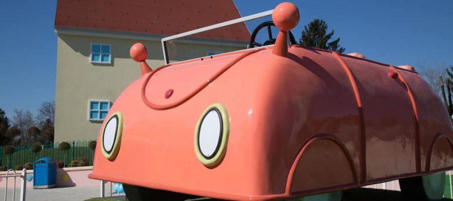 Visita la casa de Peppa Pig en Italia