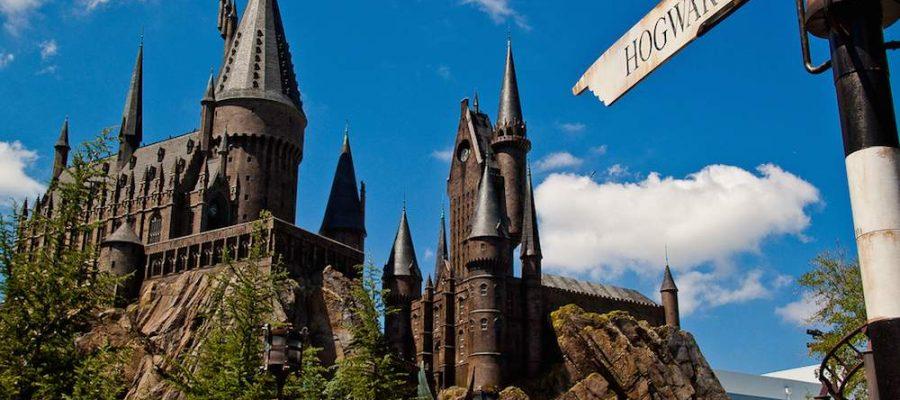¡Nuevo parque temático Harry Potter!
