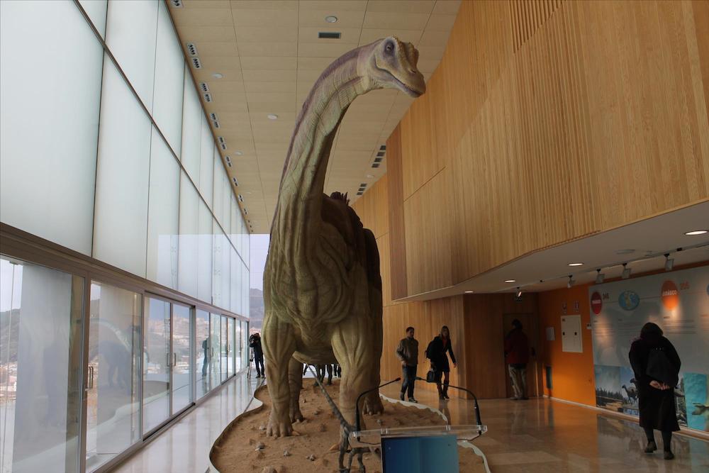 Dinosaurios en Cuenca
