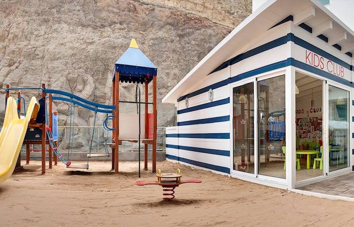 Hoteles para niños