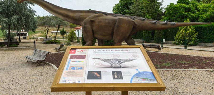 Dinosaurios para niños, qué ver en Cuenca