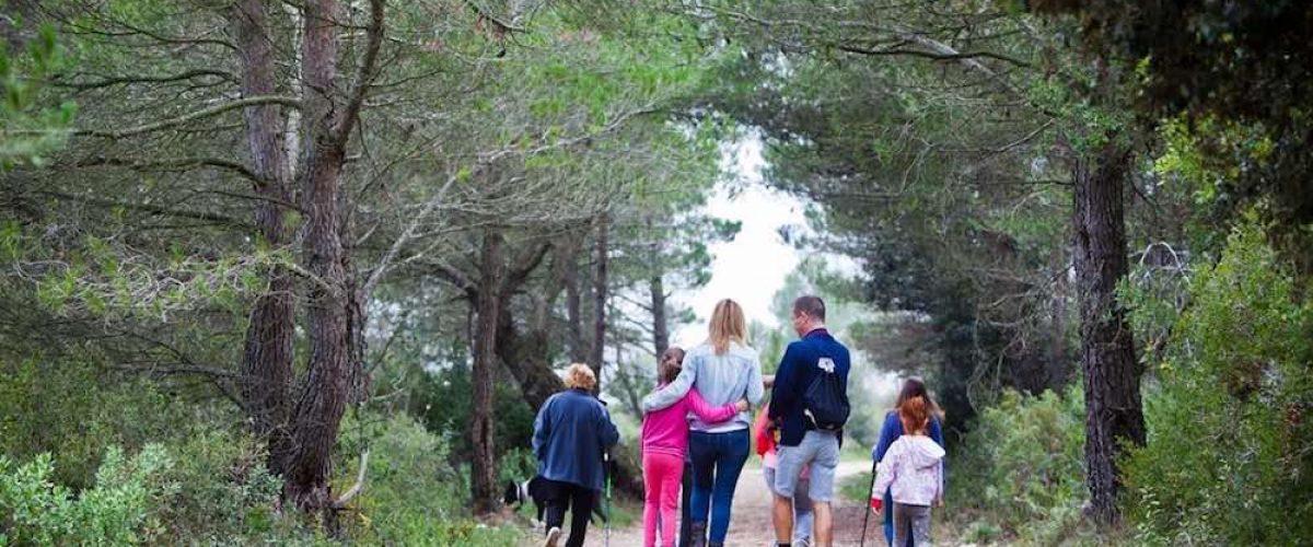 Senderismo con niños, 4 rutas fáciles en Tarragona