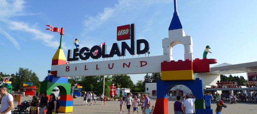 Legoland, un parque increíble en Dinamarca