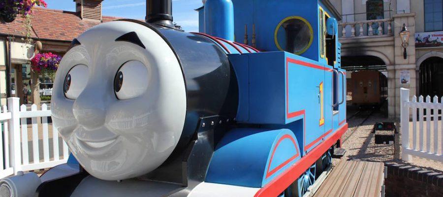 Tren Thomas, ¡descubre el parque temático en Inglaterra!