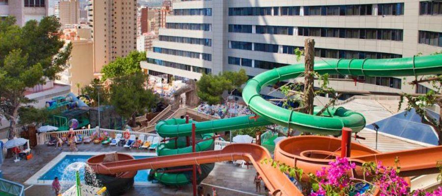 10 hoteles para niños en Benidorm