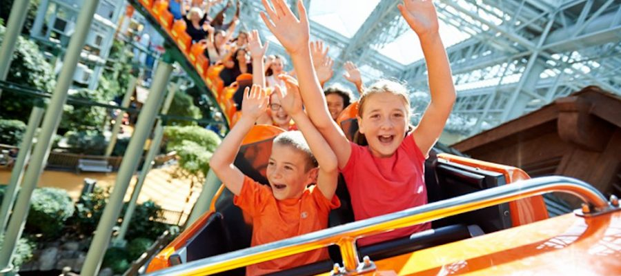 Parques temáticos: Nickelodeon Universe en Minnesota