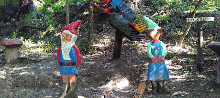 Planes con niños: Bosc Encantat