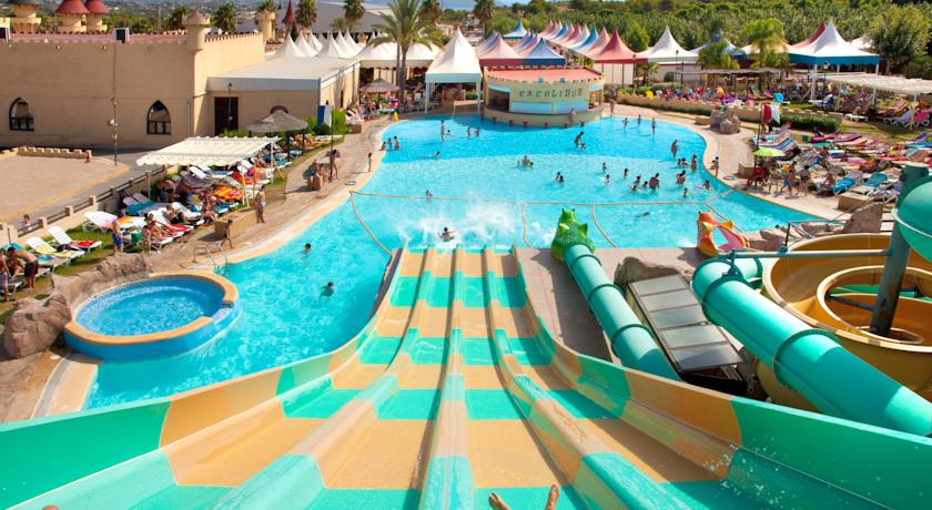 camping para niños, 4 opciones con parque acuático | pequeviajes