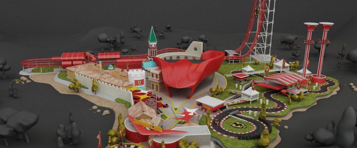 Ferrari Land en España ¡muy pronto una realidad!