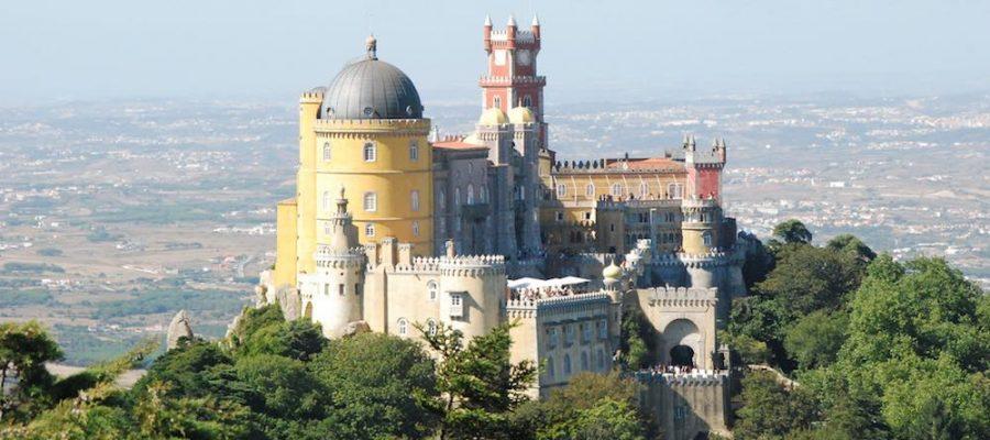 Palacio da Pena, ¡maravillosa Sintra!