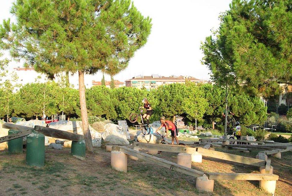 Barcelona con ni os parc catalunya en sabadell pequeviajes for Parques de barcelona para ninos