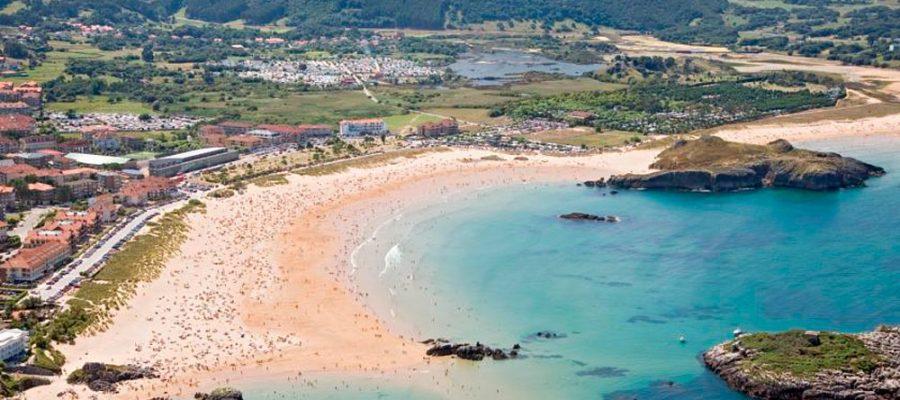Camping Playa Joyel ¡naturaleza y playa en Cantabria!