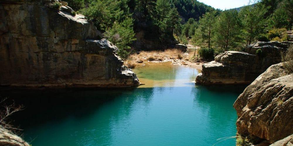 piscinas naturales y playas de arag n pequeviajes