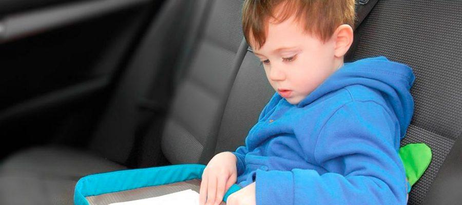 Viajar con niños: convierte el trayecto en un juego
