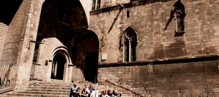 Visitar Barcelona con niños ¡con un tour gratis!