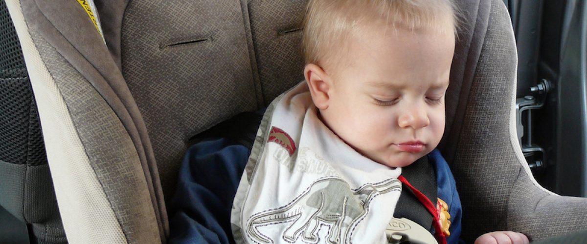 7 consejos para una conducción segura con niños