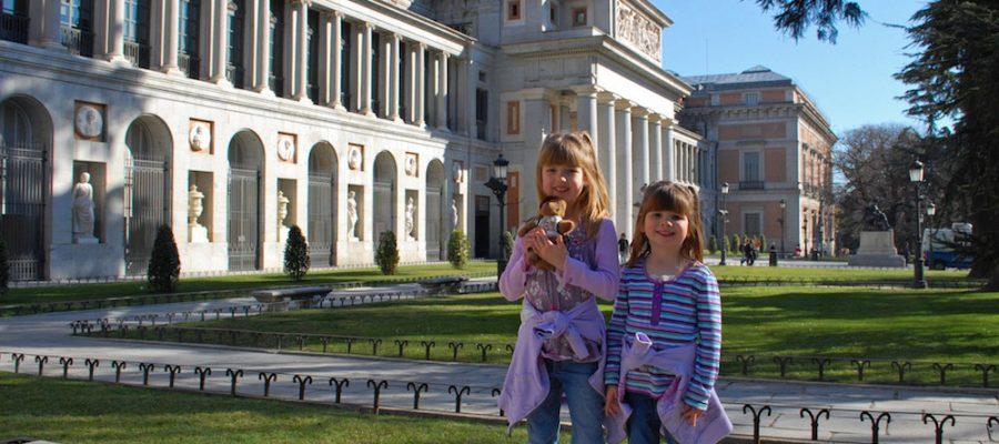 Madrid con niños, descarga la guía para disfrutar en familia