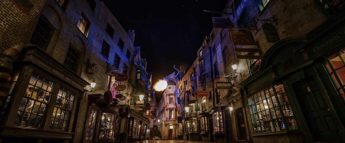 8 lugares para fans de Harry Potter