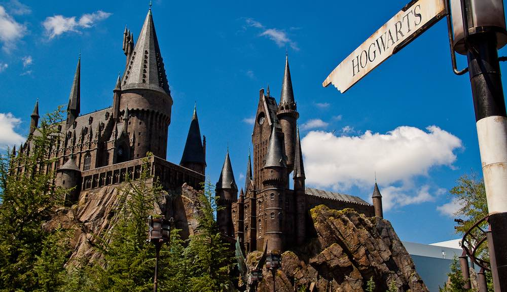 Lugares de Harry Potter