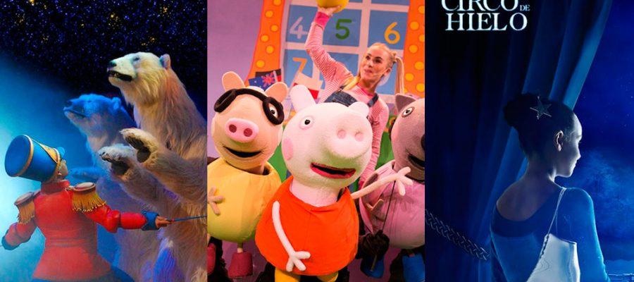 Navidad en Madrid, ¡3 espectáculos infantiles para no perderse!