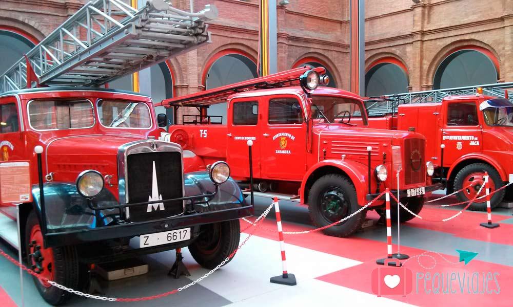 Zaragoza con ni os museo del fuego y de los bomberos for Alojamiento zaragoza con ninos