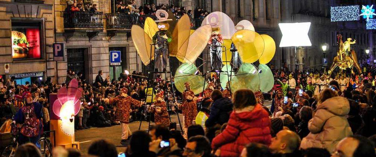 Cabalgata de Reyes, 5 opciones espectaculares