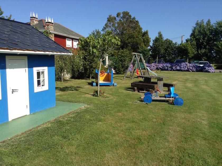 Casas rurales para familias