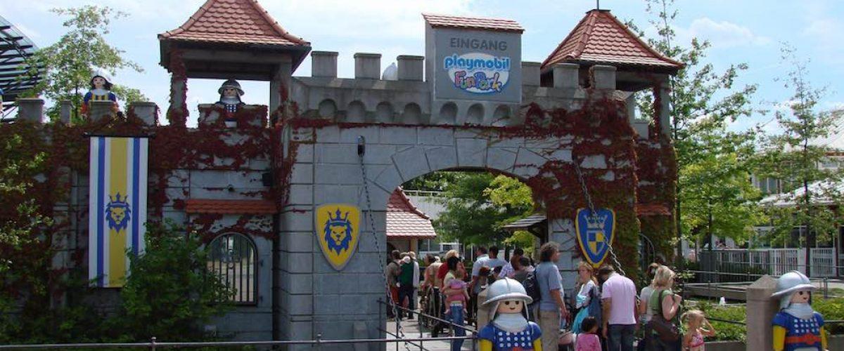 Playmobil FunPark en Zirndorf, Alemania