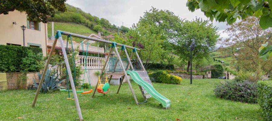 6 casas rurales en Asturias para ir con niños