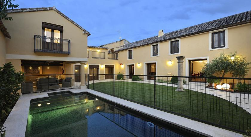 4 casas rurales cerca de madrid para familias pequeviajes for Hoteles rurales de lujo