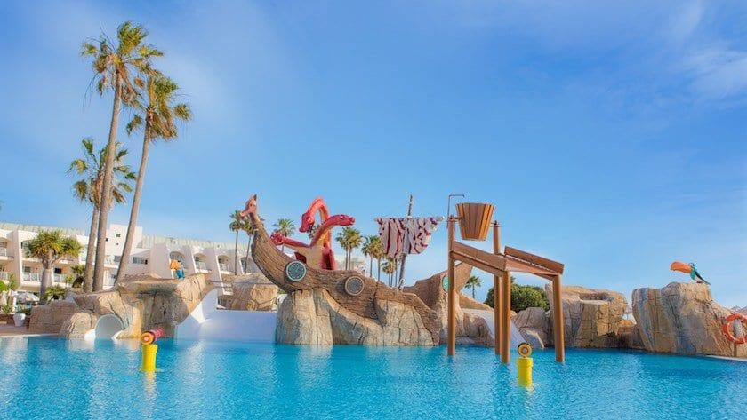 Los 9 mejores hoteles todo incluido para familias Los mejores hoteles sobre el mar