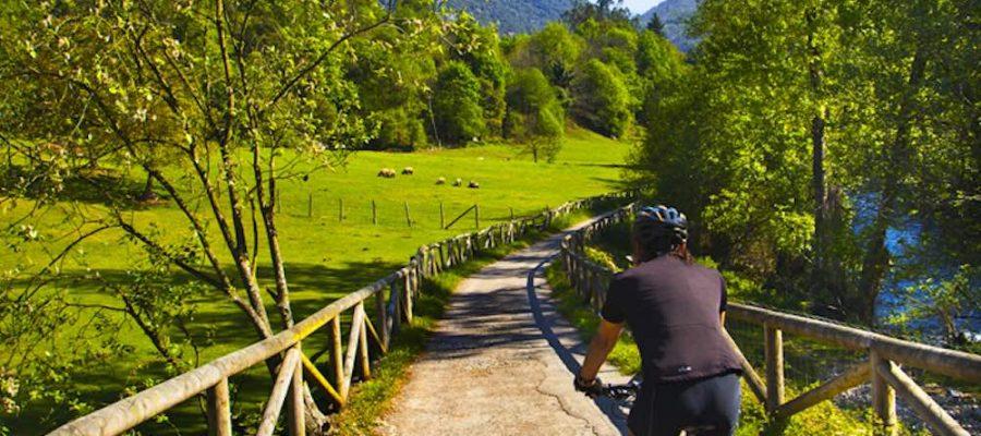 Senda del Oso, senderismo con niños en Asturias