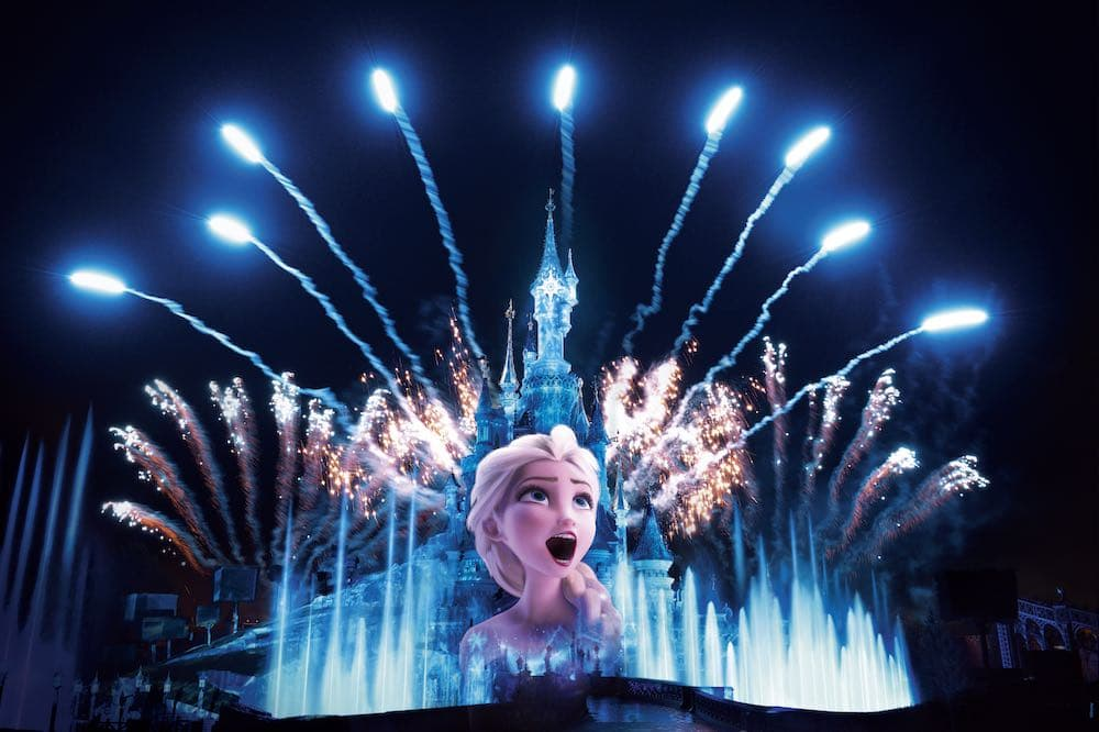 Viajar a Disneyland