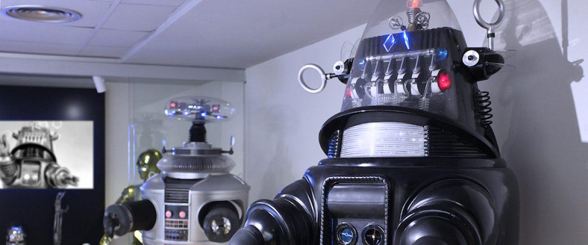 Museos para niños en Madrid: Museo del Robot