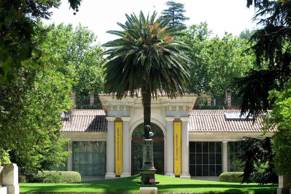 Real jard n bot nico un plan muy verde en madrid for Talleres jardin botanico