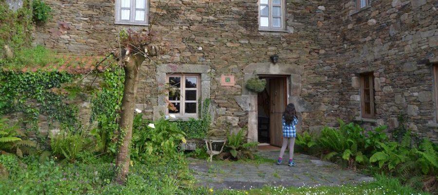 Casas rurales en Galicia ¡perfectas para familias!