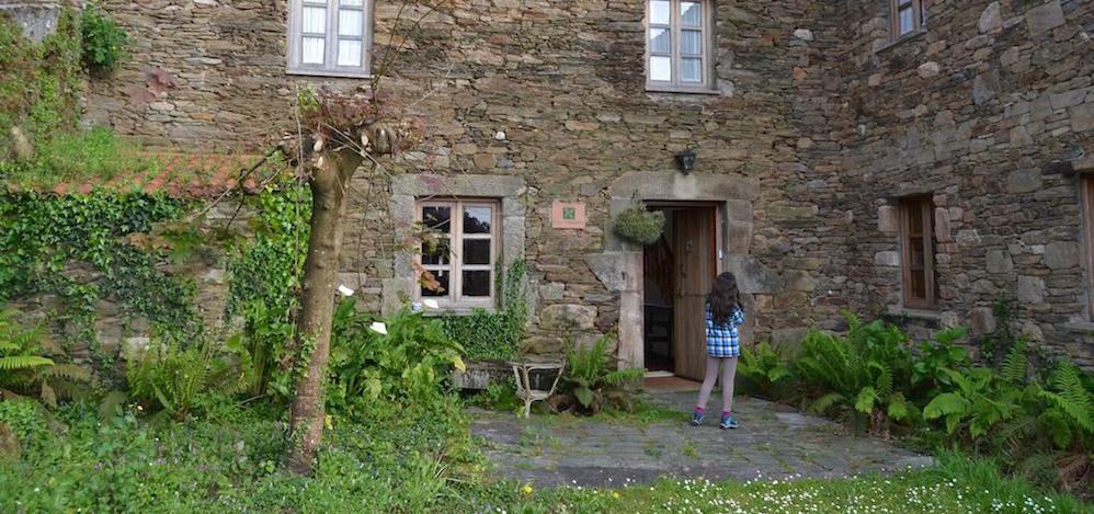 Casas rusticas en galicia free areal de nerga with casas rusticas en galicia cheap fotos casas - Casas rurales con encanto en galicia ...