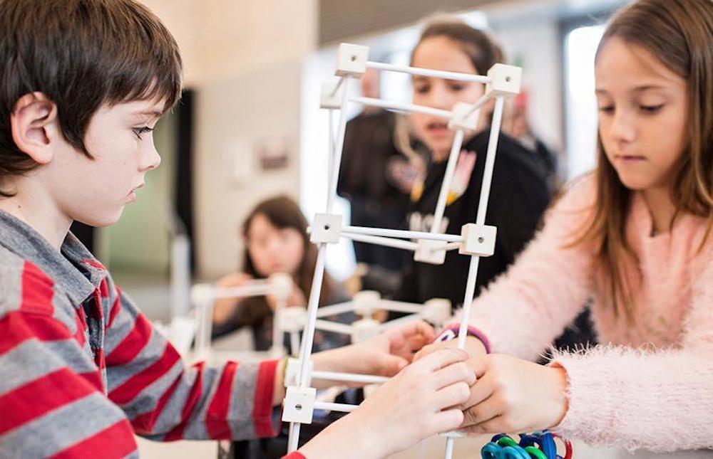 Actividades para niños en CaixaForum Barcelona