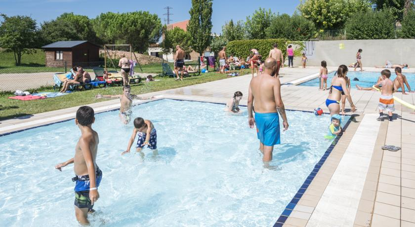 Hoteles rurales con piscina